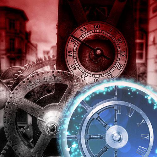 LA MACCHINA DEL TEMPO – TIME GATE